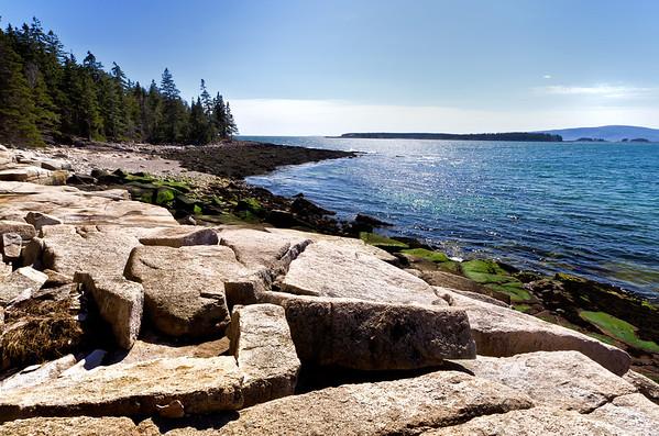 Acadia Park Schoodic Side