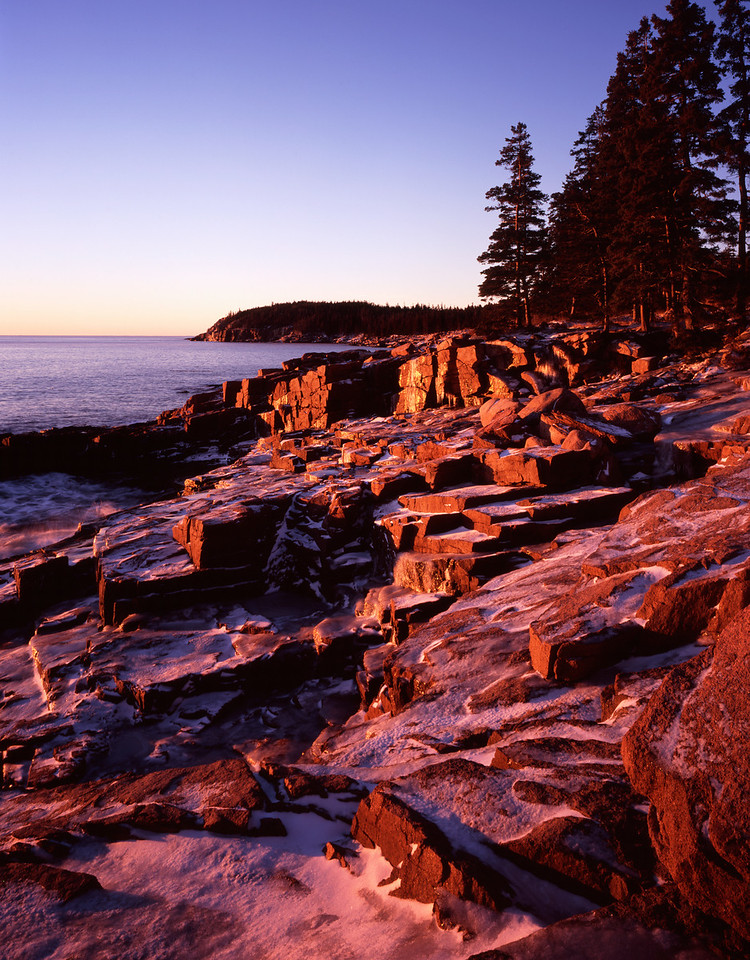Acadia Winter 2