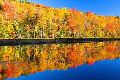 Adirondack, Fall Colors, Lack Placid, New York, Speculator, 普莱西德湖, 纽约州, 阿迪那达克,秋色