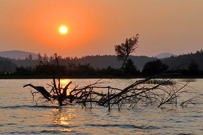 Sunrise on Raquete Lk 3