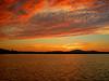 Sunset on Raquette Lake # 1