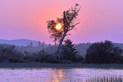 Sunrise on Raquete Lk. 4