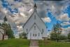 RAQUETTE LAKE ST. WILLAMS R.C. CHURCH.