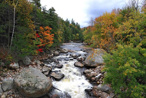 Raquete Lk. &  Adirondack Mts.