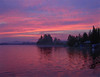 Sunrise on Raquete Lk. 2