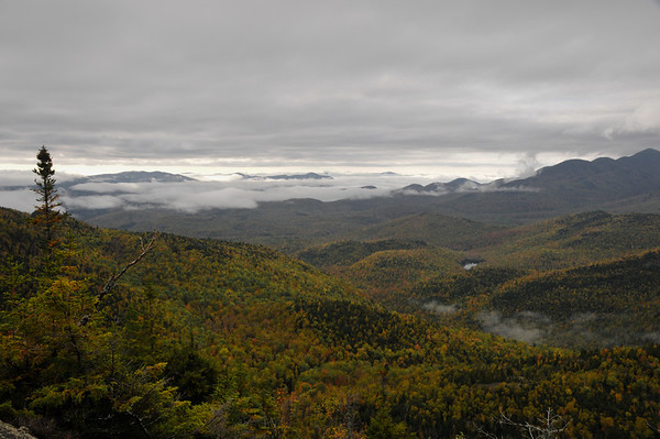 View from Giant Mtn. 10/03/2011