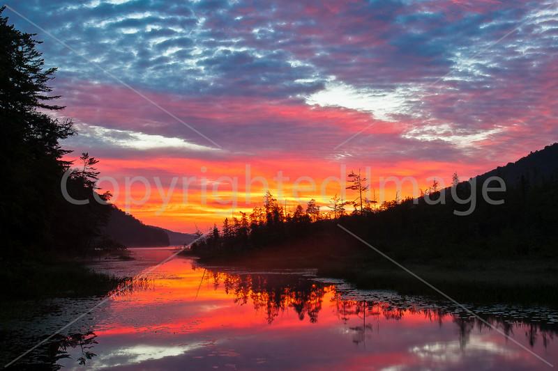 Adirondack Sunrise