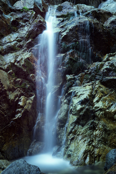 July 26 - Roaring Brook Falls, Keene Valley, NY