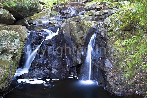 Falls on Jimmy Creek