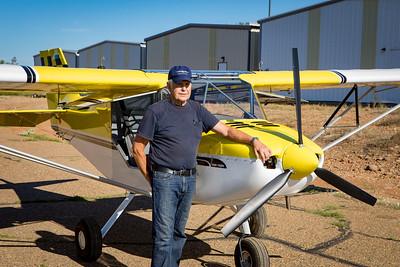 Dick Campbell-Pilot