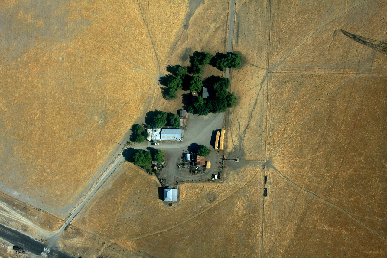 Farm<br /> Sacramento Valley<br /> 9/2009