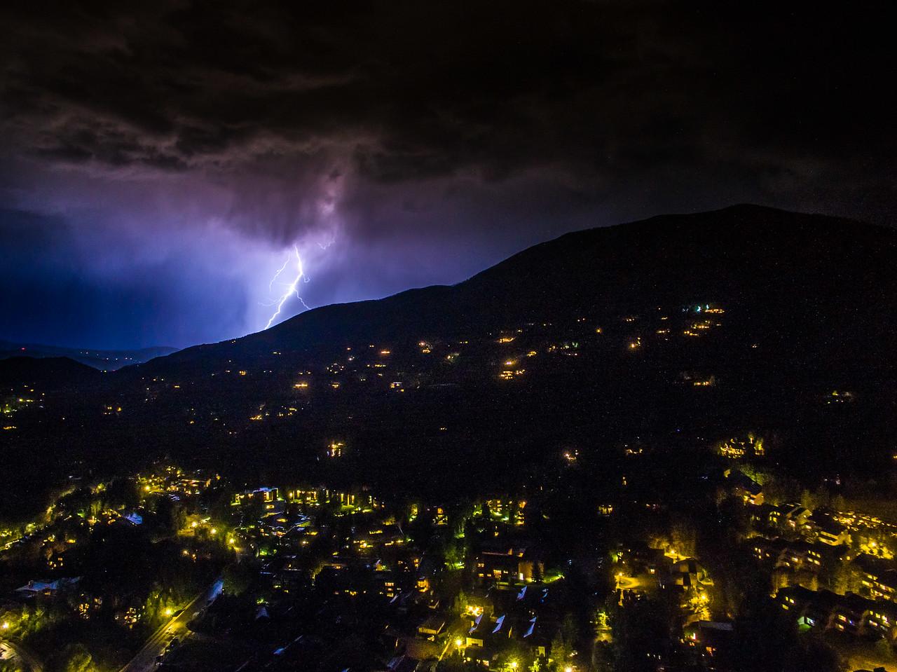 Aerial Lightning