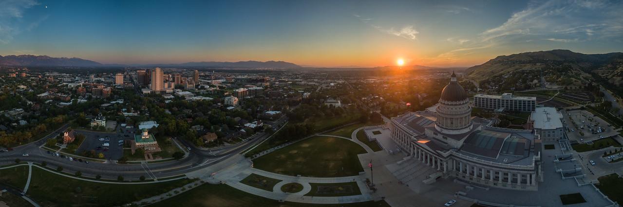 Utah Capitol building