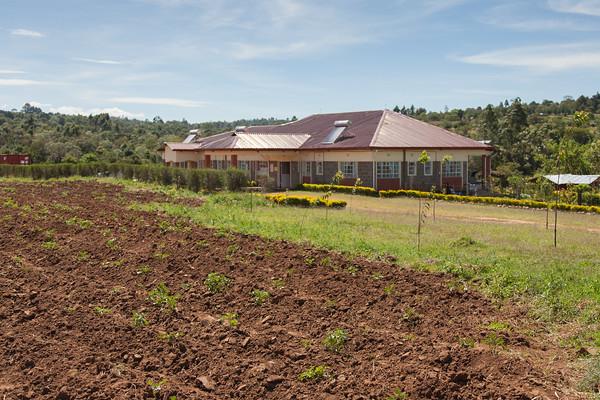 Living Room - Kimbilio Hospice, Kipkaren, Kenya