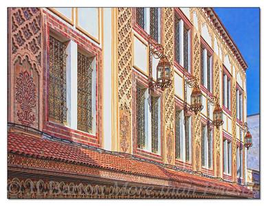 Moroccan Architecture Tangier