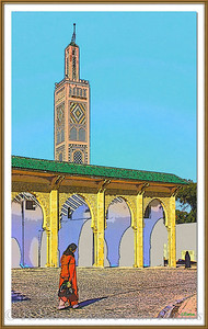 The Grand Mosque, Tangier