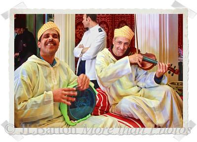 Dinner Music Tangier