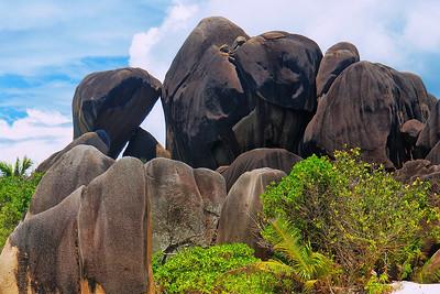 La Digue, Seychellen | Seychelles, 2012