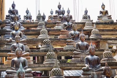 Gangaramaya, Tempel | Temple