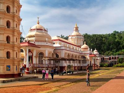 Mangueshi Tempel, Goa, Indien | India