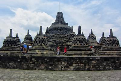 Borobudur, Tempel | Temple
