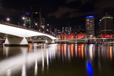Victoria Bridge Brisbane