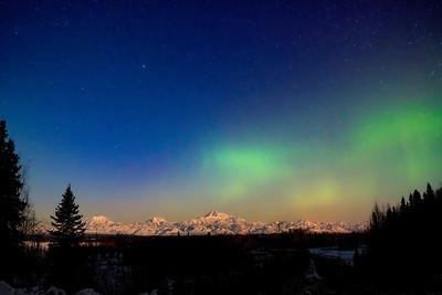 Aurora, Talkeetna Alaska