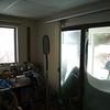 #12: drift outside lower level sliding door