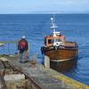 August 2015. Ailsa Craig, Firth of Clyde, Scotland