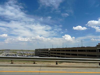 airport run July 22, 2012