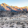 Lone Pine Peak and Mount Whitney