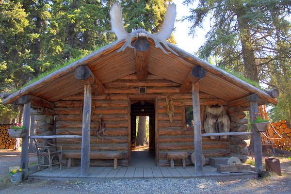 Chena Indian Village, Fairbanks