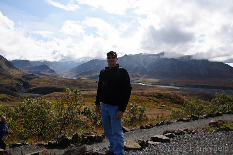 Craig & Fall Colors in Denali National Park