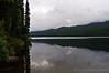 Brier Lake.  NIce lake to hike around.