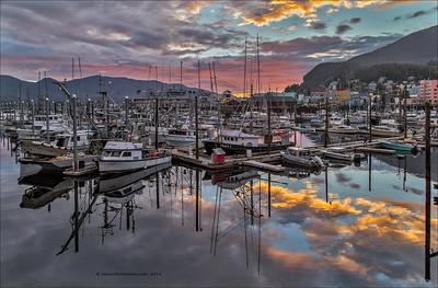Ketchakan Boat Harbor
