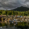 Boat harbor at Thomas Basin, Ketchikan