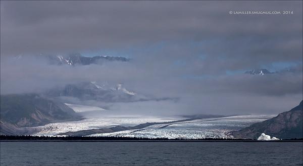 Bear Glacier from Callisto Head