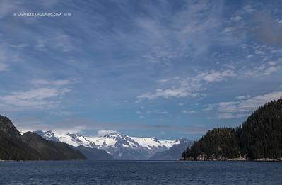 Entering Northwestern Fjord