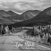 868  G Fall in South Central Alaska Road South BW