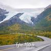 787  G Glacier On Way to Valdez