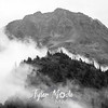 16  G Clouds and Mountains BW