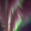 88  G Saturday Night Coldfoot Mountain Aurora V