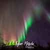 118  G Saturday Night Coldfoot Mountain Aurora