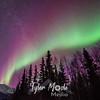 122  G Coldfoot Mountain Aurora
