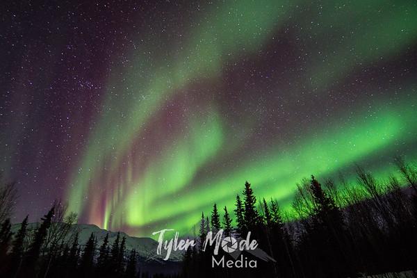Alaska Aurora 3.7.16