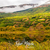 159  G Fall Colors and Summit Lake