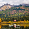 157  G Fall Colors and Summit Lake
