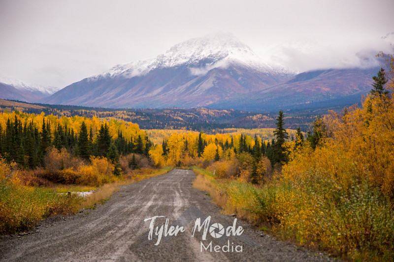 912  G Road and Fall Colors