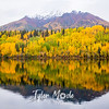 1001  G Wrangell St  Elias National Park Fall Lake Wide
