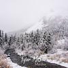 1850  G Denali Snow River